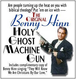 THE ONE AND ONLY Benny Hinn the scoundrel http tin