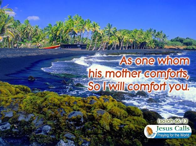 i will comfort