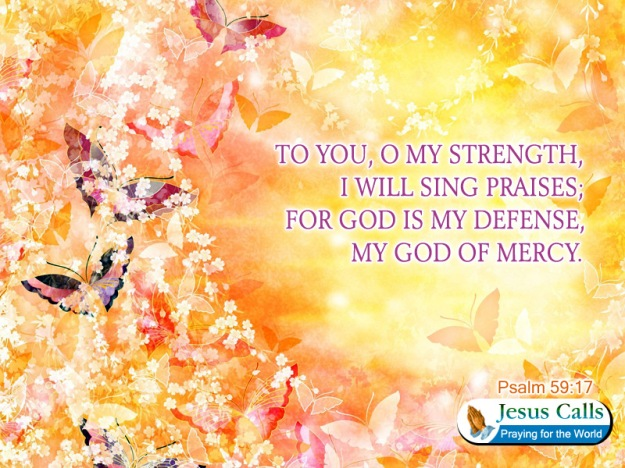 god is my defence