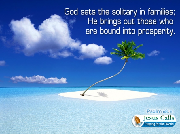 into prosperity