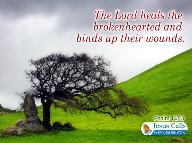 the lord heals